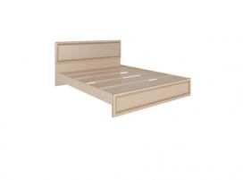 Беатрис модуль №9  Кровать с настилом и мягкой спинкой