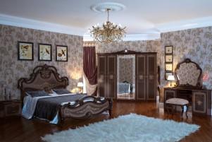 Композиция спальни Грация №1