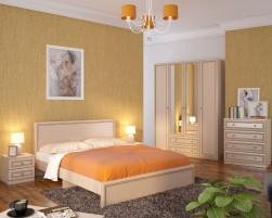 Композиция спальни Беатрис