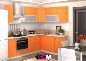 Кухня Дина Принт №1
