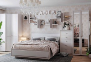 Композиция спальни Paola №1