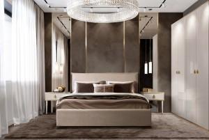Композиция спальни Rimini Solo №1