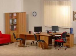 Композиция офиса Рубин №3
