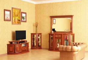 Композиция гостиной Милан №3