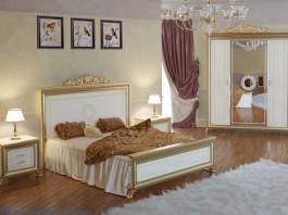 Версаль СВ-04 Кровать 1800 мм.