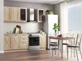 Кухонный гарнитур Легенда-33 1,6 м
