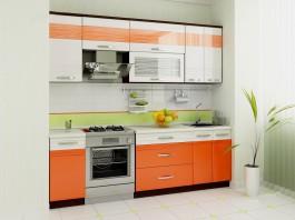 Кухня Оранж №1