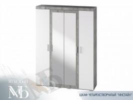 ИНСТАЙЛ ШК-31 Шкаф 4-х дверный