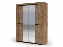 Паола ШК 703 Шкаф 4-х дверный