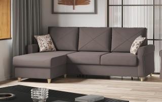 Иветта диван-кровать угловой ТД 355 Аватар 235