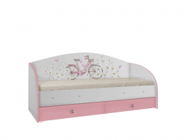 Аннет Шкаф Кровать на ламелях