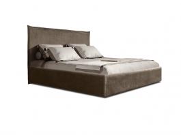 Диора ДКР-1[3] 12 Кровать 2-х спальная (1,6 м) с ПМ