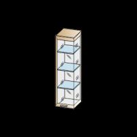Мелисса ШК-2866 Шкаф (верх)