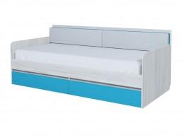 Бриз №800.4 - Кровать-тахта + подушки