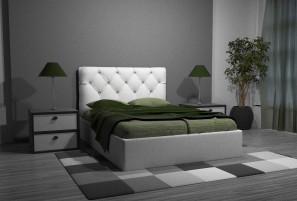 Кровать Leticia 2000 мм.  с подъемным механизмом