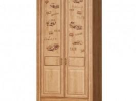 Ралли №853 Шкаф 2-дверный