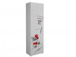 Симба Шкаф 600 для одежды