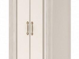 Виктория №16 Шкаф для одежды 2-х дверный