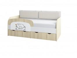 Кот №800.4 Кровать-тахта 1600*800
