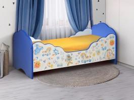 Малышка №3 Кровать детская с бортом