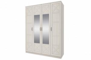 Лозанна СТЛ.223.01 Шкаф 4-х дверный с зеркалом