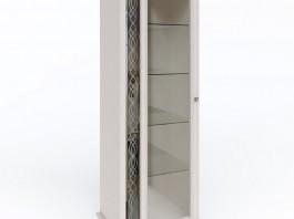 Скарлетт М01 Пенал-витрина