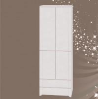 Твист 01 Шкаф для одежды 2-х дверный