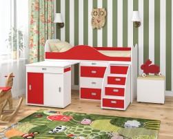 Кровать чердак Малыш-Люкс