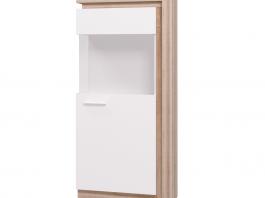 Люмен №01 Шкаф-витрина