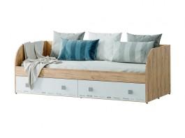 Тренд КР-01 Кровать с ящиками