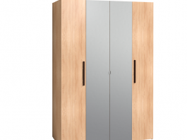 BAUHAUS Шкаф для одежды и белья 9