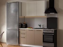 Кухня Акцент-Мокко 1200 мм.