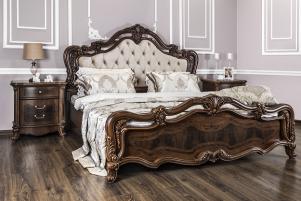 Илона Кровать 1800 мм. с мягким изголовьем