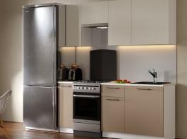 Кухня Акцент-Мокко 1800 мм.