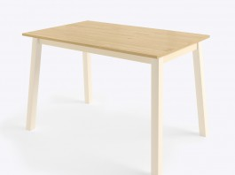 Leset Морон Стол раздвижной со стеклом