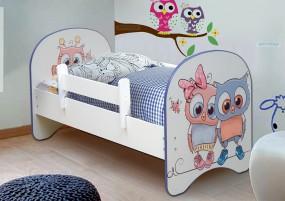 Кровать детская Совята без ящика