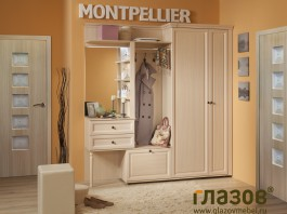 Композиция прихожей Montpellier №2