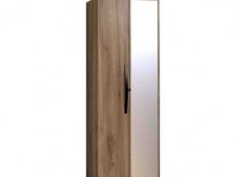 NATURE 54 Шкаф для одежды зеркало/глухой