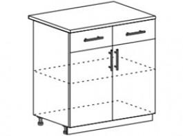 Лира ШН1Я-1200 Шкаф нижний