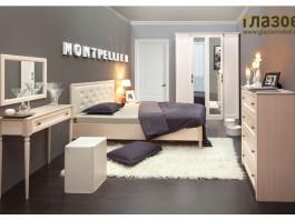 Композиция спальни Montpellier №1