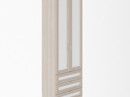OSTIN модуль №4 Шкаф с ящиками 600