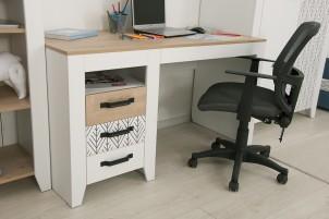 Нордик С1- Принт стол прямой