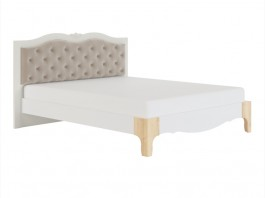 Элен мод № 2.3 кровать 1,6 с мягкой спинкой