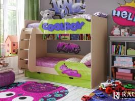 Кровать ДН-84