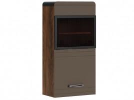 Браун №3 шкаф навесной вертикальный