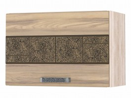 Бруклин 101.83.1 Шкаф над вытяжкой (с откидной системой Blum) 600