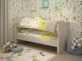 Радуга Выкатная кровать 1,9