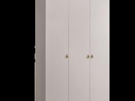 Римини (Rimini) Шкаф 3-х дв. (без зеркал) для платья и белья РМШ2/3