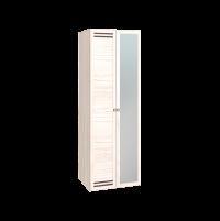 Бриз 54 Шкаф для одежды глухой + зеркало