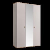 Римини (Rimini) Шкаф 3-х дв. (с зеркалом) для платья и белья РМШ1/3